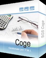 SGS Coge, Gestionale per P.M.I